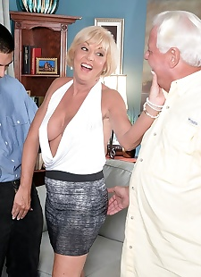 sex images 65yearold wife cuckolding her hubby in, Scarlet Andrews , blowjob , hardcore  cuckold